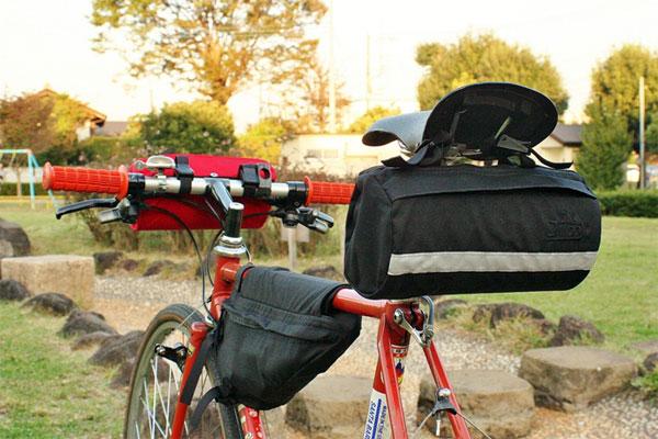 Jandd An ジャンド ジャパン Bike Bag